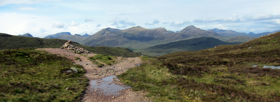 Sur le chemin du West Highland Way - Ecosse