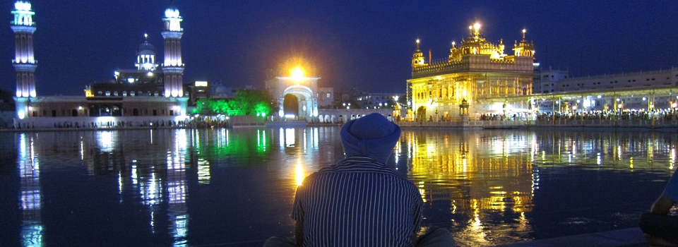 Golden Temple - Amritsar, Inde